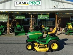 Riding Mower For Sale 2005 John Deere X485 , 25 HP