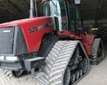 Tractor For Sale: 2010 Case IH Quadtrac 535, 535 HP
