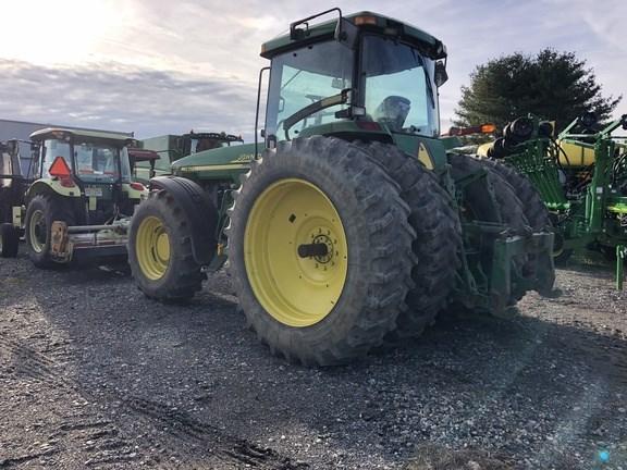 2001 John Deere 8310 Tractor For Sale