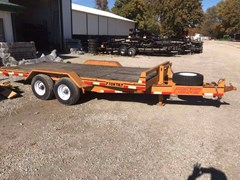 Equipment Trailer For Sale 2010 Econoline TD16