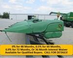 Header-Corn For Sale: 2012 John Deere 608C