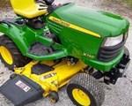 Riding Mower For Sale: 2011 John Deere X740, 24 HP