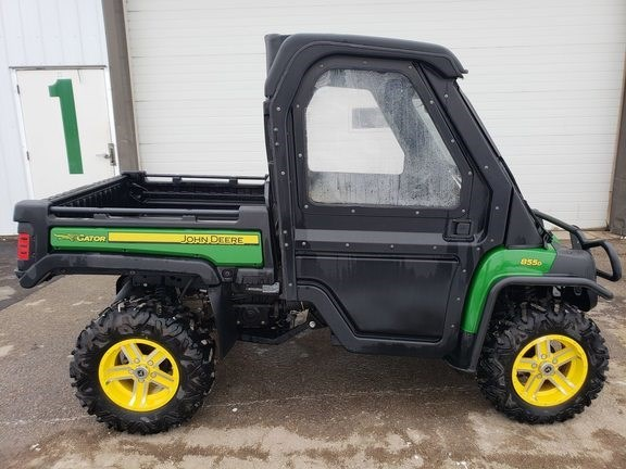 2012 John Deere XUV 855D GREEN Utility Vehicle For Sale