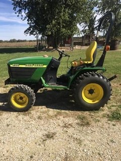 Tractor For Sale:  1999 John Deere 4100 , 20 HP