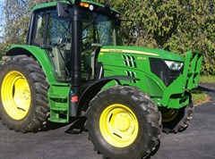 Tractor For Sale 2014 John Deere 6115M , 115 HP
