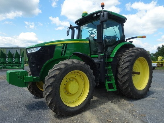 2013 John Deere 7280R Tractor - Row Crop For Sale