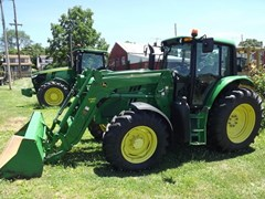 Tractor For Sale 2014 John Deere 6140M , 140 HP