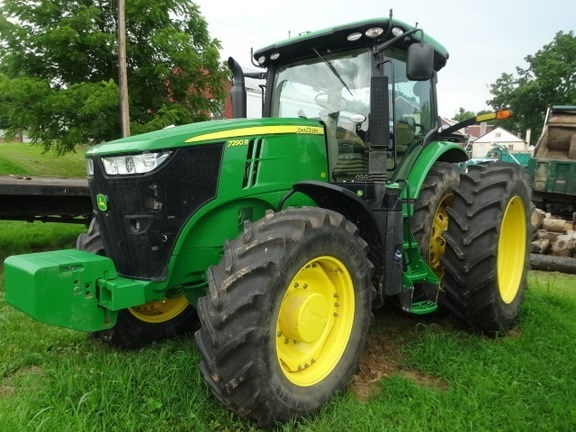 2015 John Deere 7290R Tractor - Row Crop For Sale