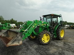 Tractor - Utility For Sale 2016 John Deere 5085M , 85 HP