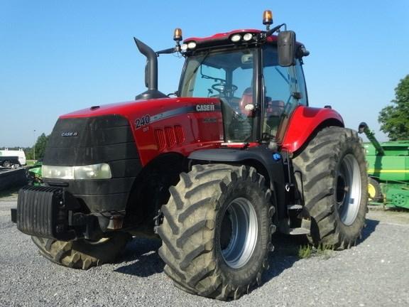 2015 Case IH MAGNUM 240 CVT Tractor - Row Crop For Sale