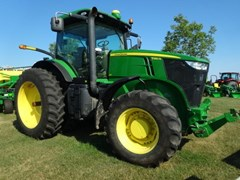 Tractor - Row Crop For Sale 2011 John Deere 7280R , 280 HP