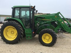 Tractor For Sale 2014 John Deere 6125M , 125 HP
