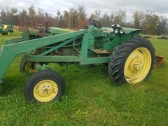 Tractor - Utility For Sale 1961 John Deere 2010 , 46 HP