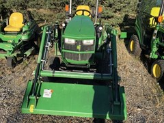 Tractor For Sale 2013 John Deere 1025R