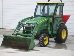 Tractor - Compact For Sale 2008 John Deere 3320 , 32 HP