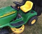 Riding Mower For Sale: 2003 John Deere LT150, 15 HP
