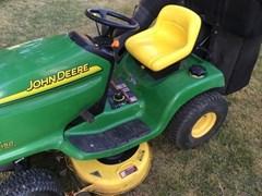 Riding Mower For Sale 2003 John Deere LT150 , 15 HP