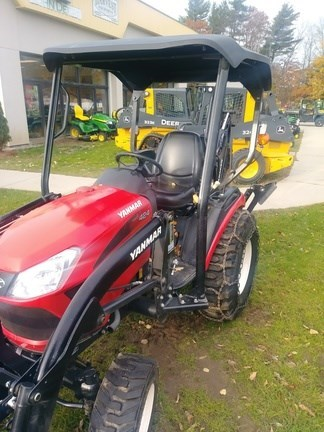 2016 Yanmar 424 TLB Tractor For Sale