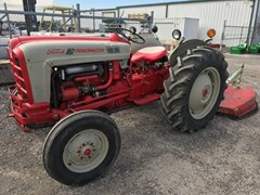 Tractor For Sale:  1957 Ford 861 , 62 HP