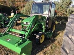 Tractor For Sale 2017 John Deere 2038R