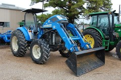 Tractor For Sale 2014 New Holland T4.95A , 95 HP