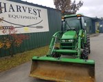 Tractor For Sale: 2008 John Deere 4320, 48 HP