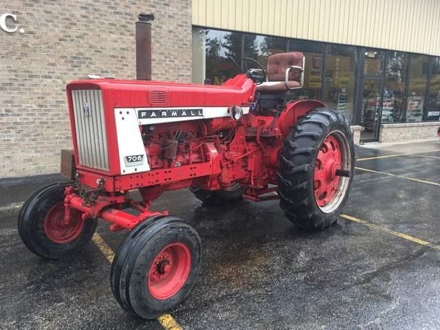 Farmall 706 Tractor For Sale