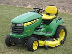 Riding Mower For Sale 2013 John Deere X500 , 24 HP
