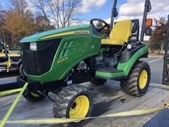 Tractor For Sale 2015 John Deere 1025R
