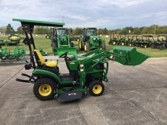 Tractor For Sale 2016 John Deere 1025R