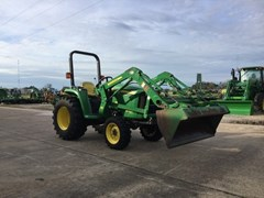 Tractor For Sale 2011 John Deere 3038E , 38 HP