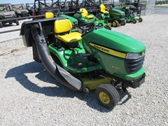 Riding Mower For Sale 2013 John Deere X300 , 17 HP
