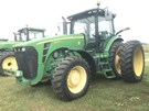Tractor For Sale:  2010 John Deere 8245R , 245 HP