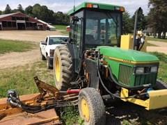 Tractor For Sale 1997 John Deere 5500 , 83 HP