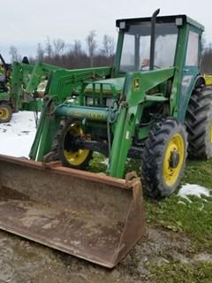 Tractor For Sale 1995 John Deere 5200 , 45 HP
