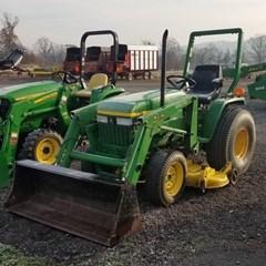 Tractor For Sale 1994 John Deere 770 , 24 HP