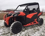 Utility Vehicle For Sale: 2018 Can-Am 2018 Maverick Trail DPS 1000 - RED