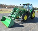 Tractor For Sale2017 John Deere 6120M, 120 HP