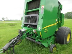 Baler-Round For Sale 2014 John Deere 469 Silage Special