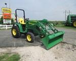 Tractor For Sale: 2011 John Deere 3720, 44 HP