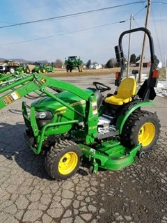 Tractor For Sale 2014 John Deere 2025R , 24 HP