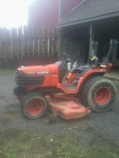 Tractor For Sale 2002 Kubota B7500 , 21 HP