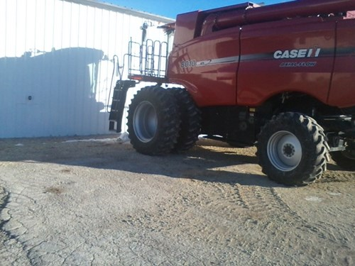 Combine For Sale:  2008 Case IH 8010