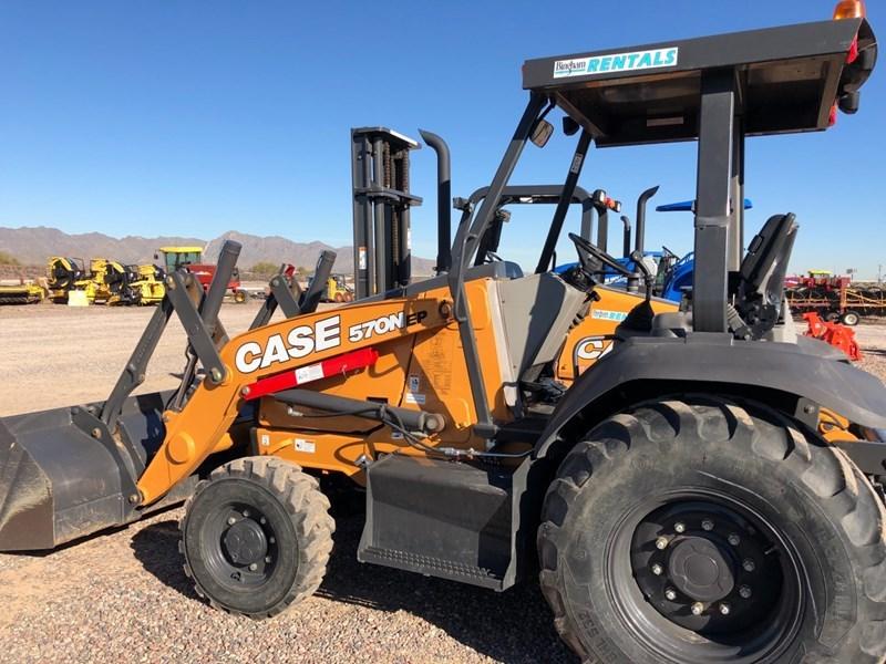 Case 570NEP Tractor