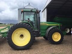 Tractor For Sale 2000 John Deere 8210 , 185 HP