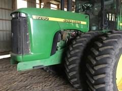 Tractor For Sale:  1998 John Deere 9200 , 310 HP