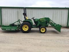 Tractor For Sale 2017 John Deere 3032E , 32 HP