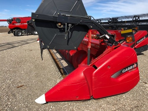 Header-Draper/Flex For Sale:  2011 Case IH 3020