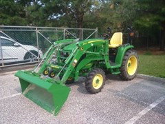 Tractor - Compact Utility For Sale 2016 John Deere 3033R