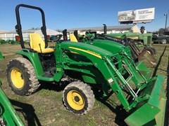 Tractor For Sale:  2008 John Deere 3320 , 32 HP
